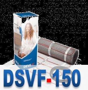 Теплый пол DEVIheat DSVF 150