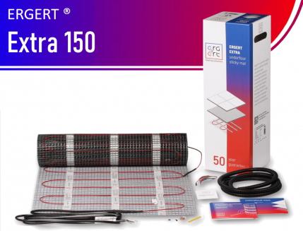Теплый пол ERGERT Extra 150 (Германия)