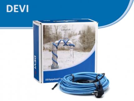 Греющие кабели Devi (Деви) для обогрева труб и кранов цена, купить.