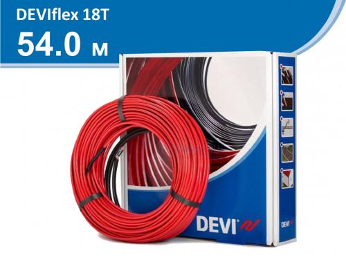 DEVIflex 18T (DTIP18T) - 54 м