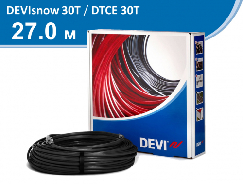 DEVIsnow 30T (DTCE-30) - 27 м