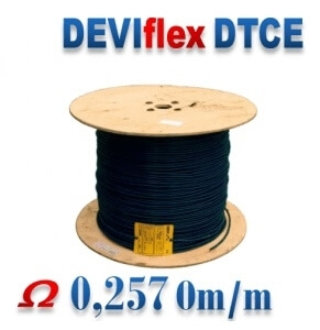 DEVIflex DTCE - 0,257 Ом/м