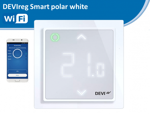 Devireg Smart polar white