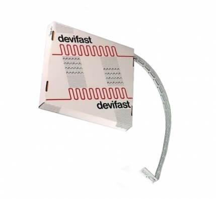 19808181 | Оцинкованная монтажная лента DEVlfast для крепления кабеля, 10 м.