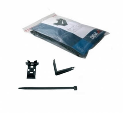 19805193 | Крепление кабеля на поверхности или на краю металлочерепичной кровли DEVlclip Guardhook