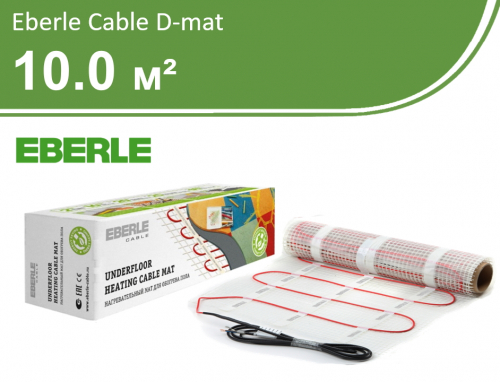 Eberle Cable D-mat - 10,0 кв.м.