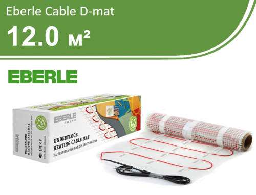 Eberle Cable D-mat - 12,0 кв.м.