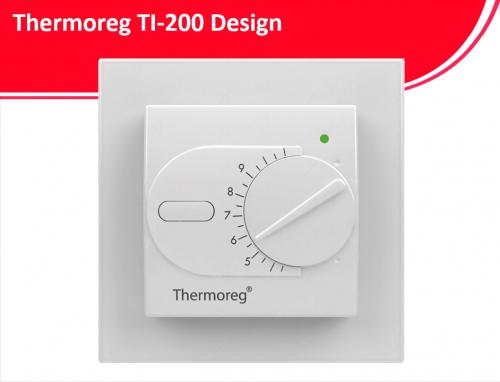 Thermoreg Ti 200 Design