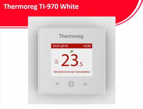 Thermoreg Ti 970 белый